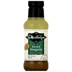 La Martinique B75906 La Martinique Premium True French Vinaigrette -6x10oz