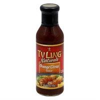 Ty Ling Sauce Orange Citrus 15 Oz Pack Of 6