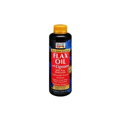 Frontier Health from the Sun Organic Flax Lignan Gold, 8 oz