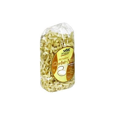 Al Dente Carba-Nada Egg Fettuccine Noodles - 10 oz