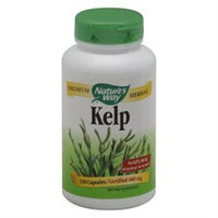 tures Way Kelp 660mg by Nature's Way - 180 Capsules