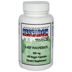2aep Magnesium 100 Cap By Nci Dr. Hans Nieper (1 Each)
