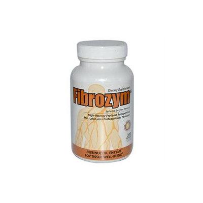 Naturally Vitamins Fibrozym, Tablets 200 ea