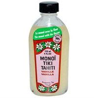Monoi Tiare Tahiti - Coconut Oil Vanilla - 4 oz.