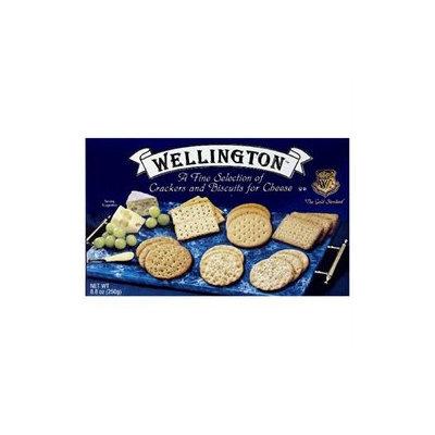 Wellington & Castle Cracker Biscuit Assorted - -Pack of 12