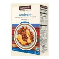Cooksimple Tamale Pie 10 oz