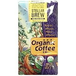Organic Coffee Company - Stellar Brew Whole Bean Coffee - 12 oz.