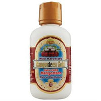 Dynamic Health Laboratories, Inc. Mangosteen Gold 100% Pure Mangosteen, 16 oz