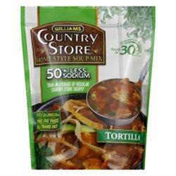 Williams Soup Tortilla L/S 6 OZ (Pack of 6)