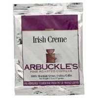 Arbuckle's Coffee Irish Creme 1.3 OZ (Pack of 10)
