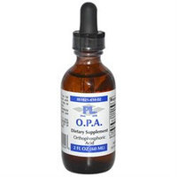 Progressive Laboratories, Inc 0522730 Progressive Laboratories OPA Orthophosphoric Acid Dropper - 2 fl oz