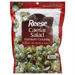 Reese Caesar Salad Premium Croutons - 6 oz