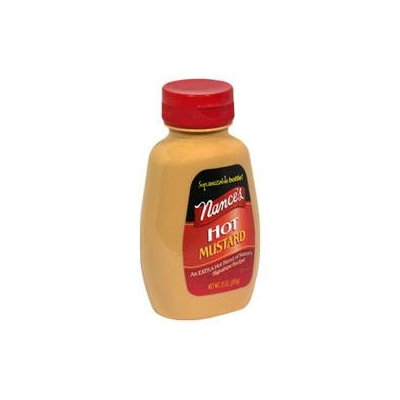 Nance's Nances Hot Mustard, 10 oz, - Pack of 6