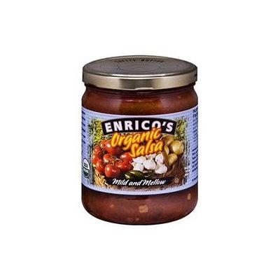 Enrico's Enricos Organic Salsa Mild 16 oz