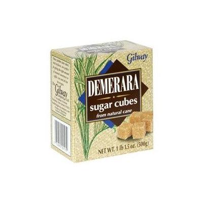 Gilway Demerara Sugar Cubes - 10 pk.