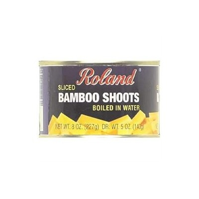 Roland Corporation Us Bamboo Shoots Sliced 8 OZ