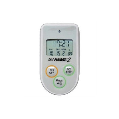 Uv Hawk Q3i-uvhawk2 Waterproof Ultraviolet Sunlight Meter