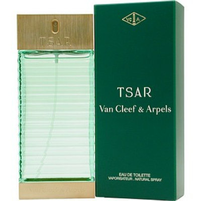 Van Cleef & Arpels Tsar Eau de Toilette Natural Spray, 1.6 fl oz
