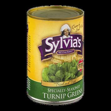 Sylvia's Restaurant Specially-Seasoned Turnip Greens
