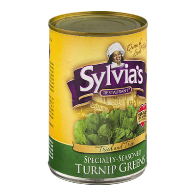 Sylvia's Restaurant Specially-Seasoned Turnip Greens