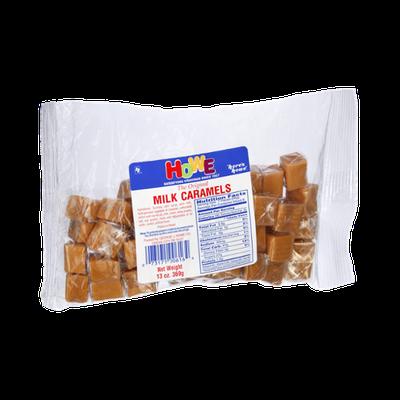 Howe Milk Caramels