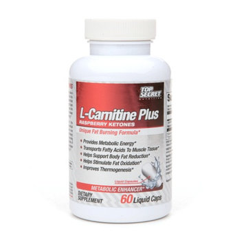 Top Secret L-Carnitine Plus Raspberry Ketones