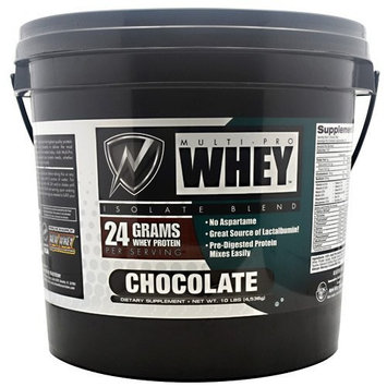 Ids Multi-pro Multi Whey Chocolate 10lb Plus T-Shirt