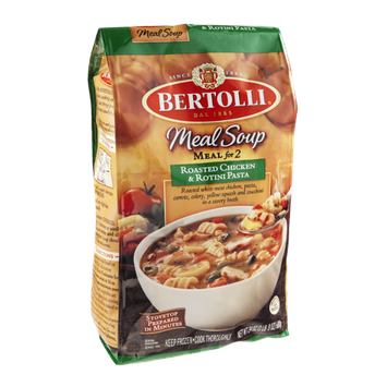Bertolli Meal Soup Roasted Chicken & Rotini Pasta