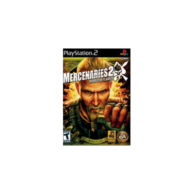 Pandemic Studios Mercenaries 2: World in Flames