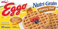 Eggo Honey Oat Waffles