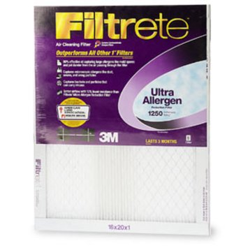 Filtrete Ultra Allergen Reduction Filter
