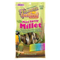FM Browns Brown'sA Tropical CarnivalA Natural Mini Spray Millet Bird Treats