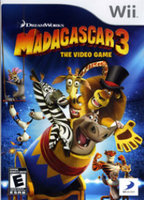 D3 Publisher of America Madagascar 3  The Video Game