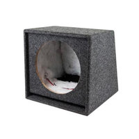 Monoprice 12 Inch Subwoofer Enclosure - Single Driver