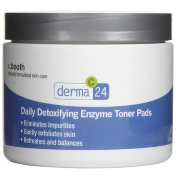 c. Booth Derma Detoxifying Enzyme Toner Pads-50 ct