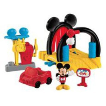 FISHER PRICE Fisher-Price Mickey Mouse Clubhouse Soap 'N' Suds Car Wash