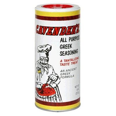 Cavenders Cavender's All Purpose Greek Seasoning, 8-Ounce Shakers (Pack of 12)