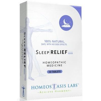 Homeostasis Labs Sleep Relief, 50-Count