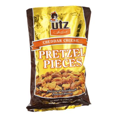 Utz Pretzel Pieces Cheddar Cheese