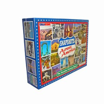 Snapshots Across America Board Game, Ages 8+, 1 ea