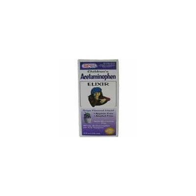 Preffered Plus Products Acetamin ELI Child Grape Kpp Size: 4 Oz