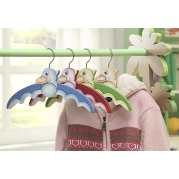 Teamson Kids - Dinosaur Kingdom Set of 4 Hangers