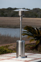 Fire Sense Stainless Steel Pro Series Patio Heater