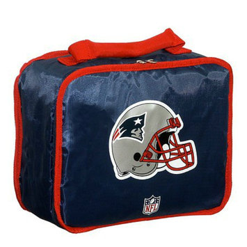 Concept One NFL New England Patriots Lunchbox - School Supplies
