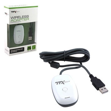 Xbox 360 Wireless Gaming Receiver Adapter (TTX Tech)