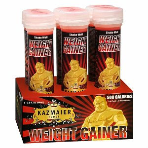 Protica Kazmaier Foods Weight Gainer