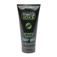 Aubrey Organics Men's Stock Ginseng Biotin Hair Gel