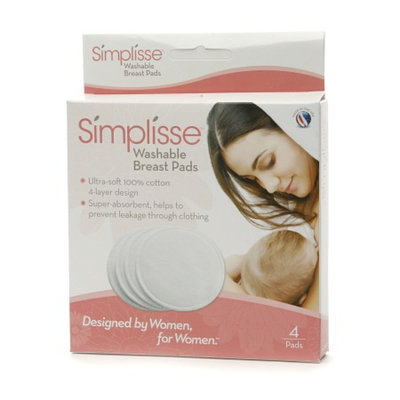 Simplisse Washable Breast Pads