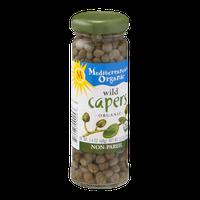 Mediterranean Organic Wild Capers Non-Pareil