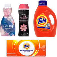Tide Liquid Detergent plus a Touch of Downy